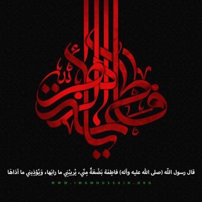 العتبة الحسينية المقدسة على فايبر