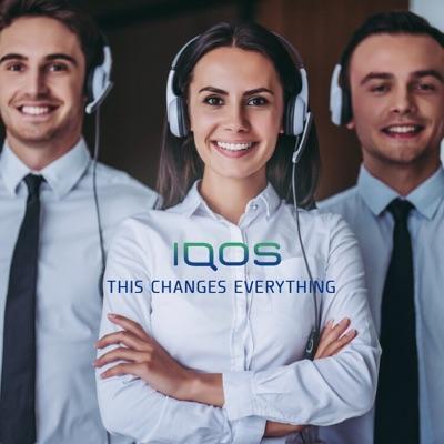 IQOS Support Srbija na Viberu