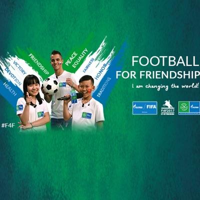 FOOTBALL FOR FRIENDSHIP on Viber