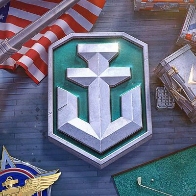 World of Warships в Viber