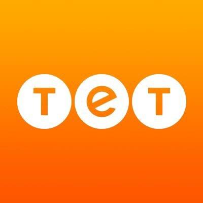 TET TV у Viber