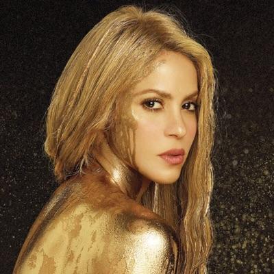 Shakira on Viber