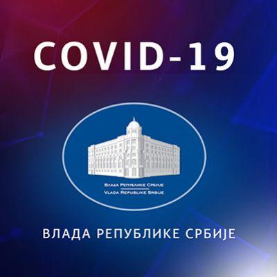 COVID-19 Info Srbija na Viberu