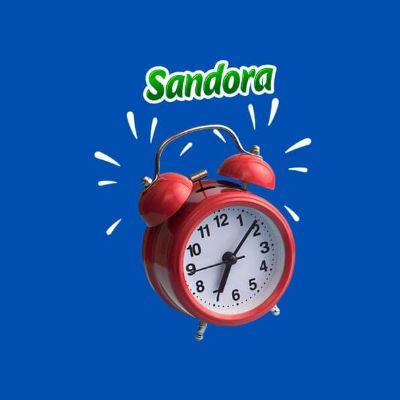 Ранкові загадки Sandora у Viber