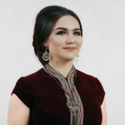 Нигина Амонкулова в Viber