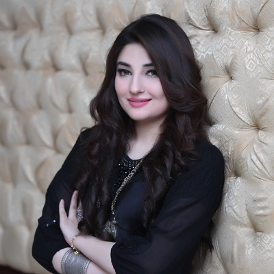 Gul Panra on Viber